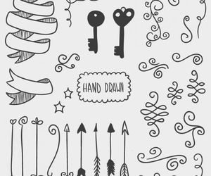 doodles, Easy, and drawing image