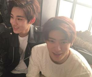 reward, jaehyun, and sm rookies boys image