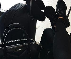black, fashion, and Givenchy image