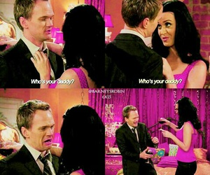 Barney Stinson, how i met your mother, and katy perry image