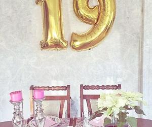 19, birthday, and decor image