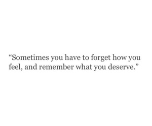 forget, heartbreak, and move on image