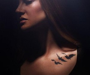 divergent, tris, and tattoo image