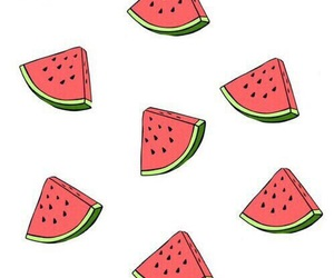 alternative, red, and watermelon image