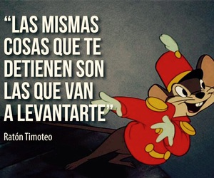 disney, dumbo, and frases image