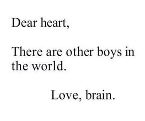 love, heart, and brain image