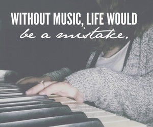 happiness, music, and life image