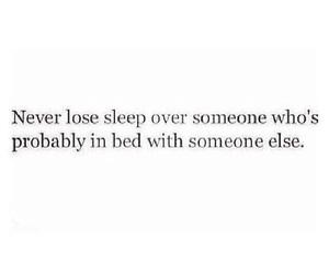 quote, sleep, and girl image