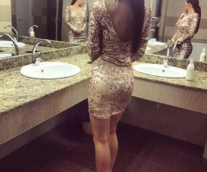 classy, dress, and fashionable image