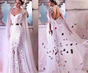 ball gown and long dress image