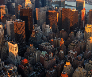 city, photography, and new york image