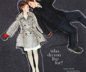 restless and Mia Wasikowska image
