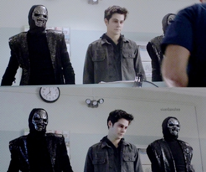 oni, teen wolf, and dylan o'brien image