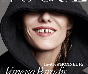 french, model, and vanessa paradis image