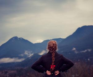 Dream, faith, and girl image