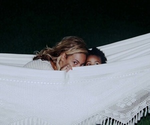 beyoncé, blue ivy, and daughter image