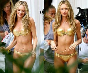 blonde, Hot, and candice swanepoel image