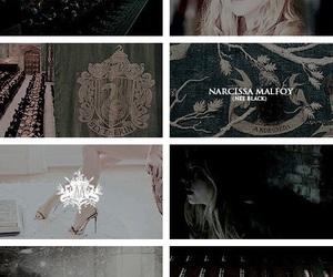 harry potter, narcissa malfoy, and born black image
