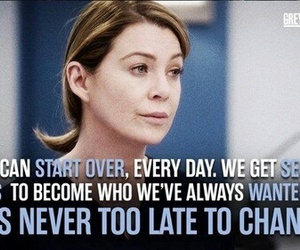 change, ellen pompeo, and every day image