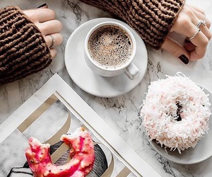 breakfast, fashion, and morning image