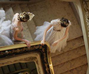 dress, ballet, and princess image