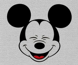 disney, 😁, and mickey mouse image