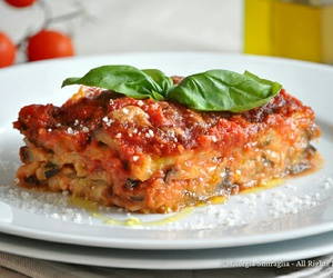 eggplant, food, and italy image