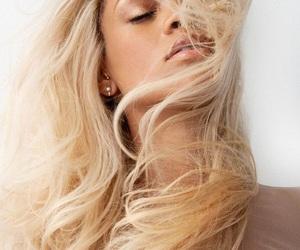 rihanna, blonde, and riri image