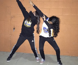 adidas, bff, and warriors image