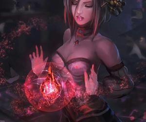 magic and fantasy image