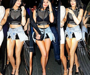 style, jenner, and kylie image