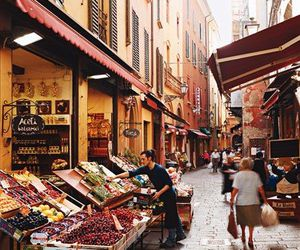 bologna, italy, and travel image