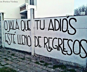 frases, accion poetica, and adios image