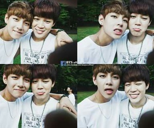 kpop, taehyun, and v image