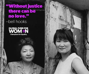 justice, Powerful, and women image