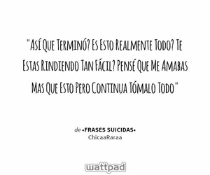 frases, parejas, and tristes image