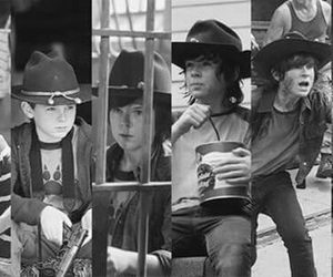 twd, chandler riggs, and carl image