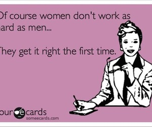 woman, funny, and quote image