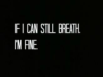 quotes, breath, and fine image