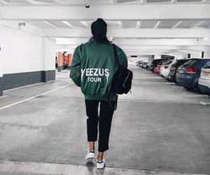fashion, yeezus, and style image