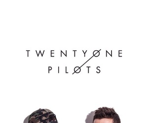 wallpaper, white, and twenty one pilots image