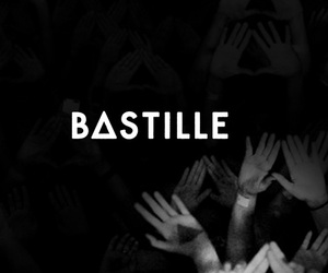 band, indie, and bastille image