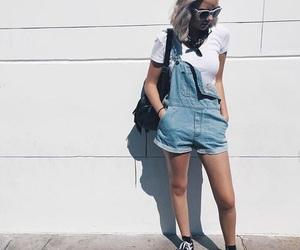 fashion, maddi bragg, and converse image