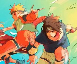 naruto, team 7, and sakura image