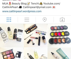 beauty and instagram image