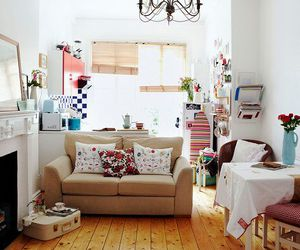 interior design and small space image
