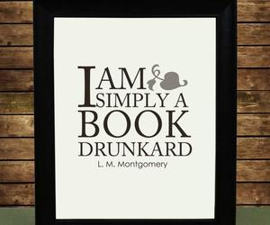 book and drunkard image
