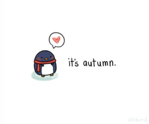 autumn, cute, and heart image