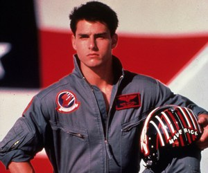 Tom Cruise, top gun, and Hot image