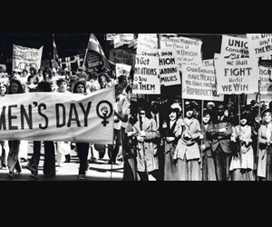 free, women's day, and 8 march image